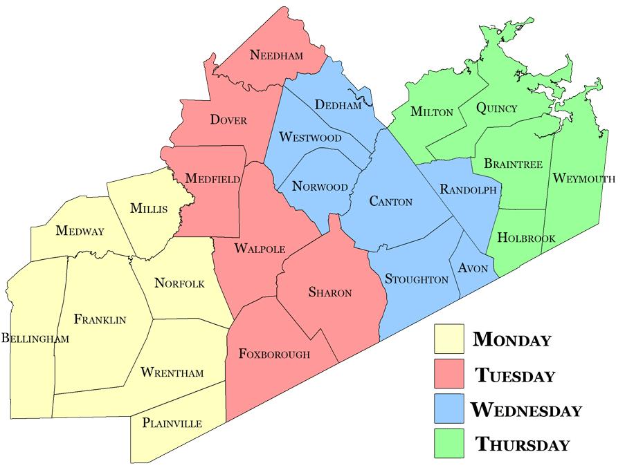 ULV-Map